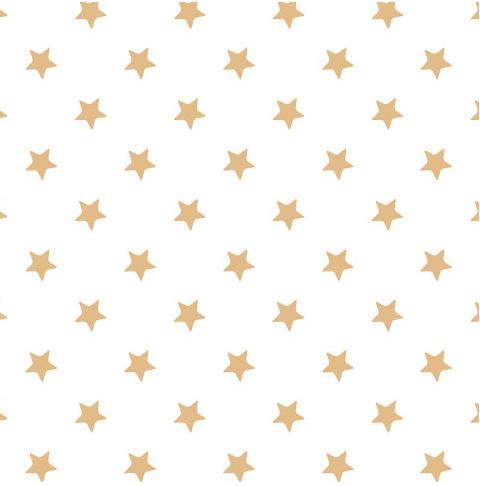 """Artebene Papierservietten """"Sternchen"""", gold"""