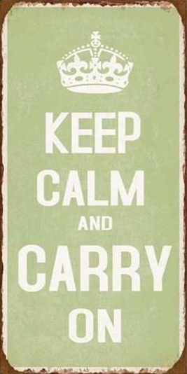 Magnet, Keep calm