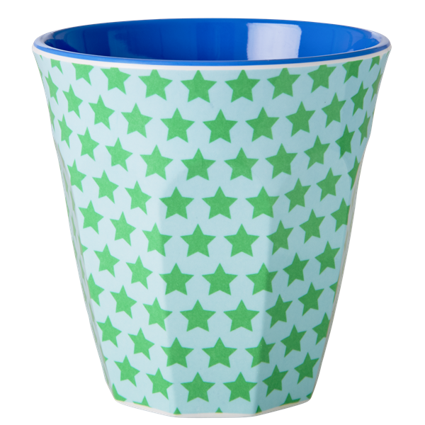 Rice Melamin Becher, Boys Star Print