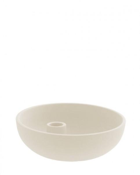 Storefactory Kerzenhalter Lidatorp beige, klein