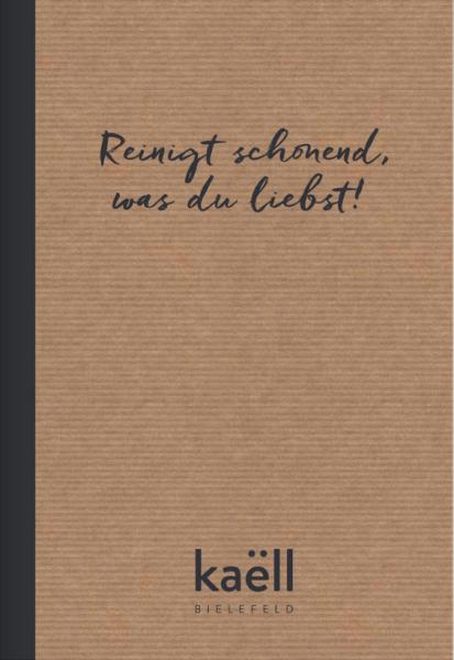 käell Broschüre