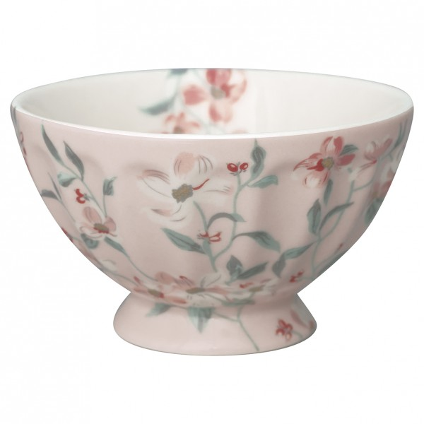 GreenGate Schale / French Bowl Jolie Pale Pink, medium