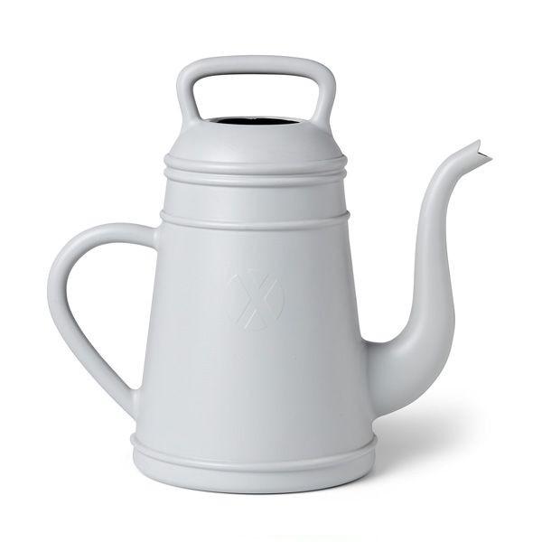 Gießkanne Lungo 8 Liter, light grey (fast weiß)