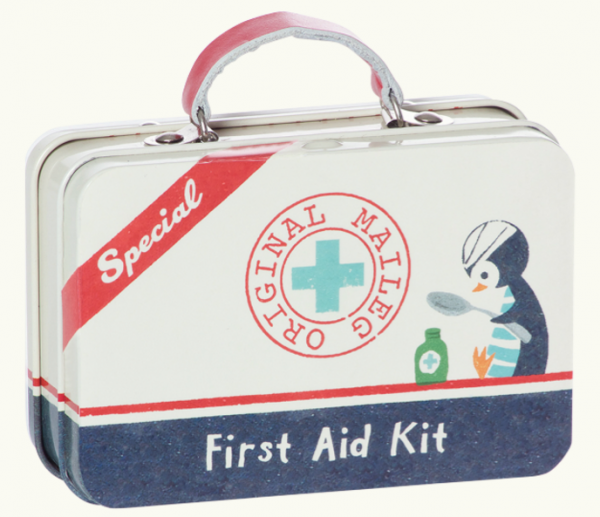 Maileg Suitcase / Metallkoffer First Aid