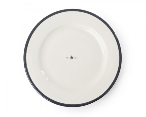 Lexington Dessert Plate/Desserteller, grau