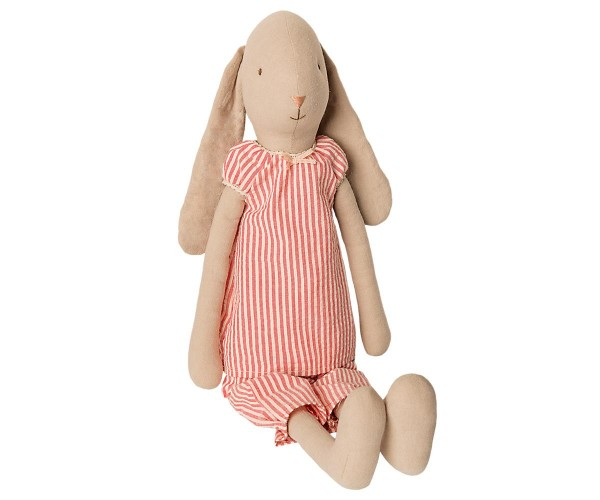 Maileg Hase / Bunny Girl, Night Suit, Size 4