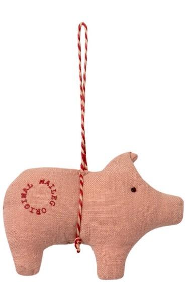 Maileg Schweinchen aus Stoff, Rosa