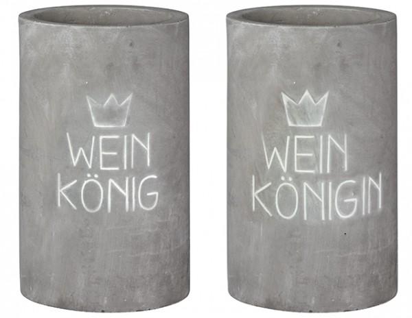 """Räder Weinkühler """"Weinkönig/Weinkönigin"""""""