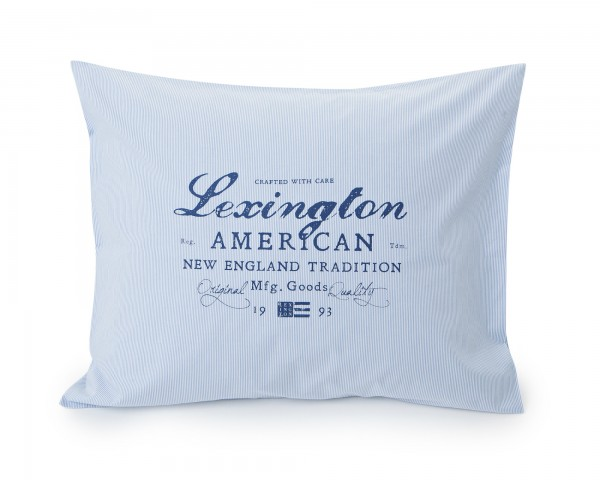 Lexington New England Printed Pillow Case/Kissenhülle, 50x70 cm