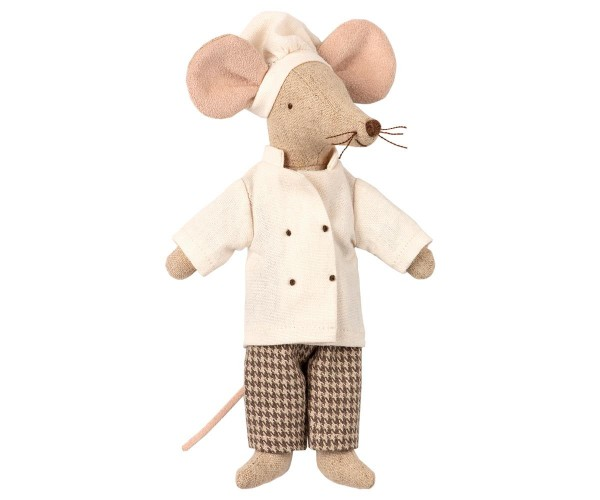 "Maileg Maus Koch ""Chef Mouse"""