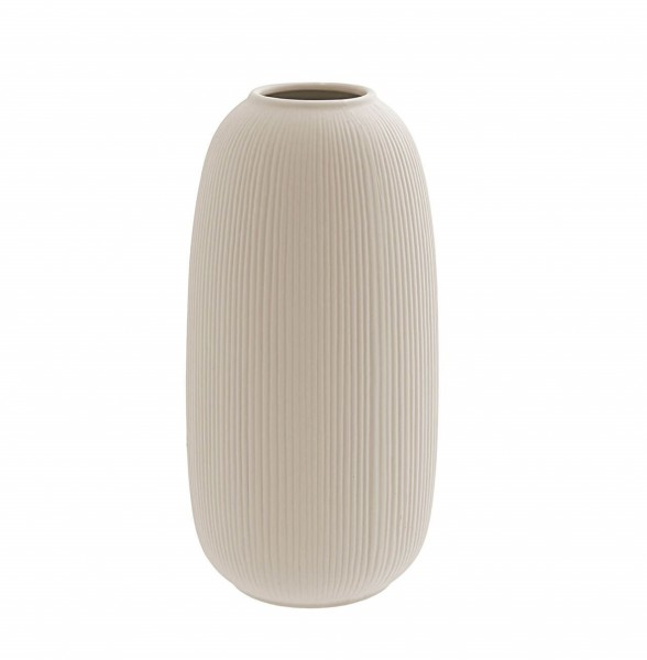 Storefactory Blumenvase ABY beige