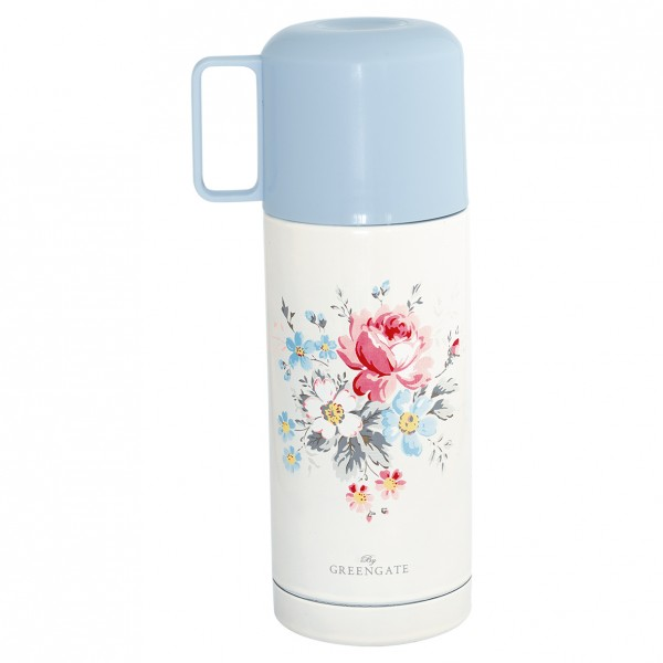 GreenGate Thermosflasche Marie Pale Grey, 350 ml