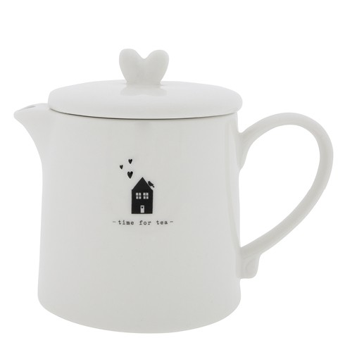Bastion Collections Teekanne / Teapot Time for Tea