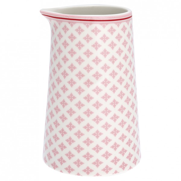 GreenGate Krug / Jug Sasha Pale Pink, 0,4l