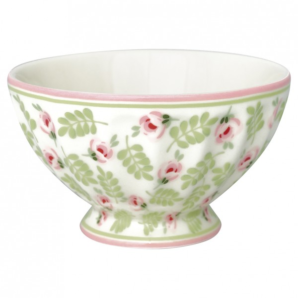 GreenGate Schale / French Bowl Lily Petit White, medium