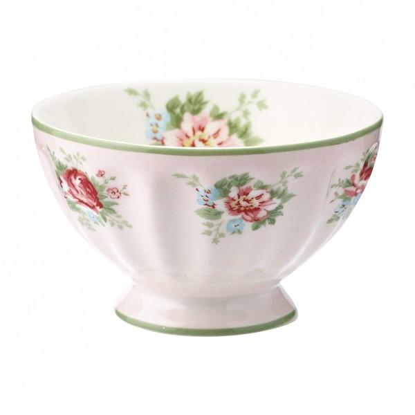 GreenGate Schale / French Bowl Aurelia Pale Pink, medium