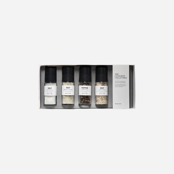 Nicolas Vahé, Geschenkbox Favourite Collection, 4er Set