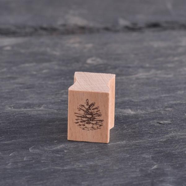 Stempel Kiefernzapfen, mini