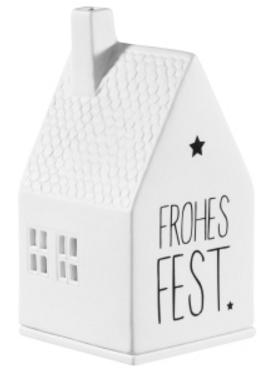 "Lichthaus ""Frohes Fest"""
