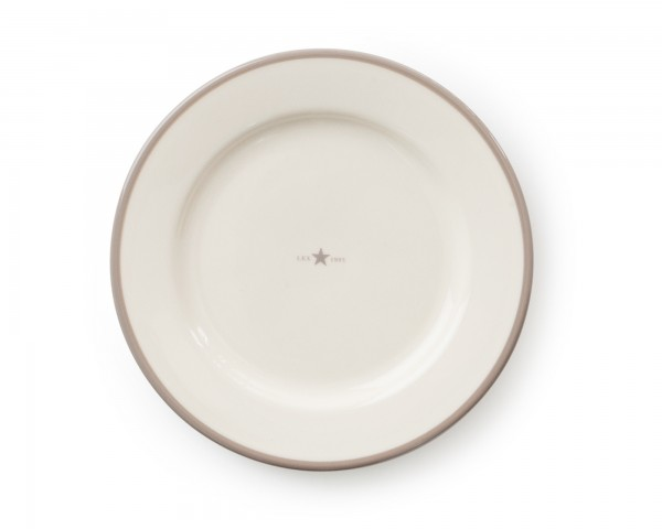 Lexington Dessert Plate/Desserteller, beige