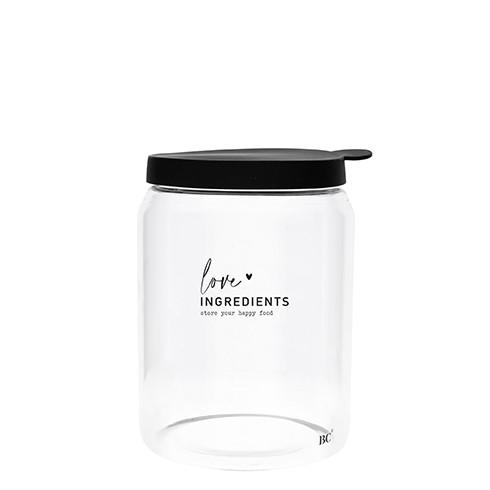 Bastion Collections Vorratsglas Incredients, groß