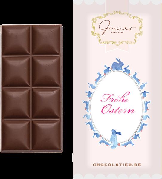 """Vollmilchschokolade """"Frohe Ostern"""", 45 g"""