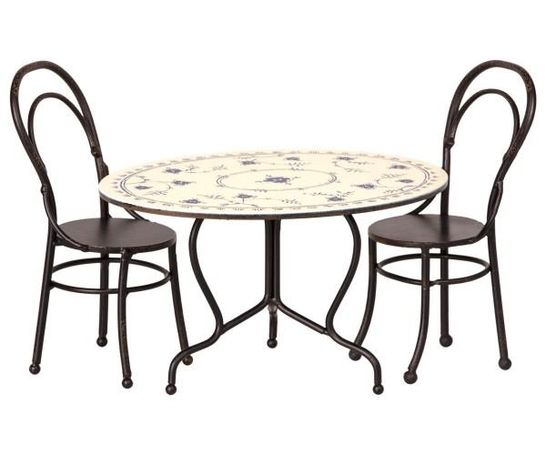 Maileg Tischset, Dining Table Set, Mini