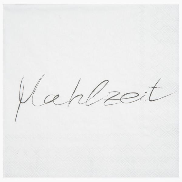 """Räder Papierserviette """"Mahlzeit"""""""
