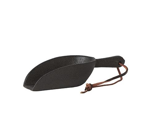 Affari Schaufel aus Eisen, schwarz