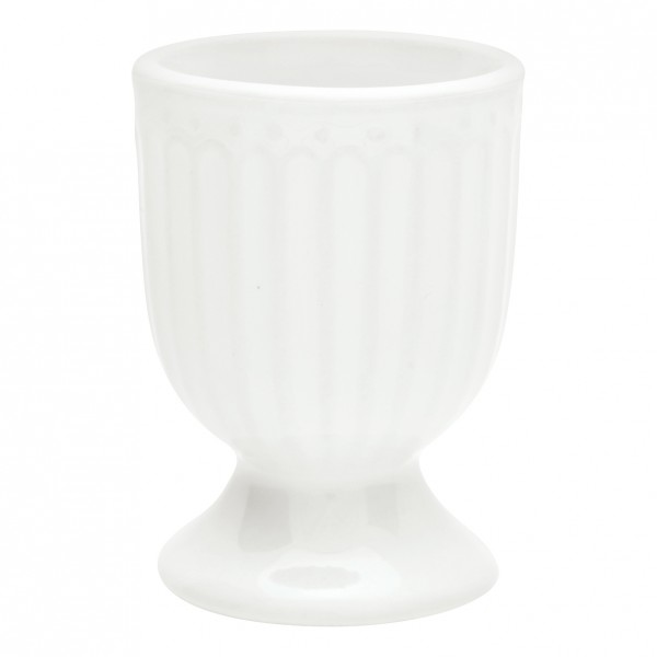GreenGate Eierbecher / Egg Cup, Alice White