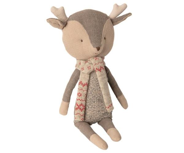Maileg, Winterfriends Reindeer Boy 2019
