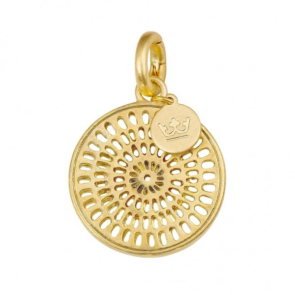 SENCE Copenhagen Charm / Anhänger Citronella, matt gold