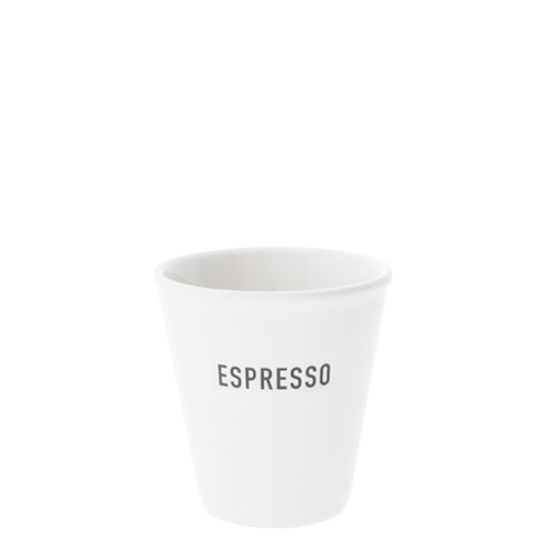 Bastion Collections Espresso Paperlook White / Espresso in Black