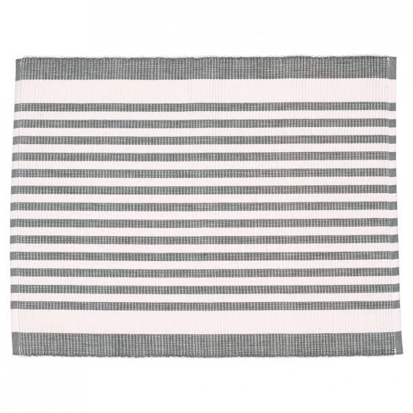 GreenGate Platzset Alice Stripe Grey