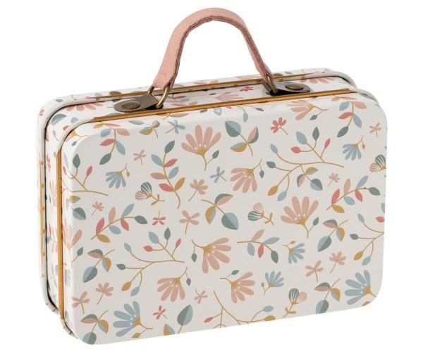 Maileg Suitcase / Metallkoffer Merle light