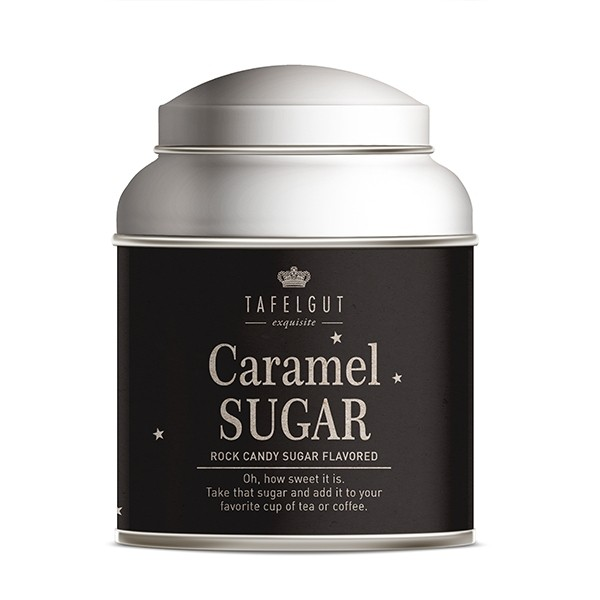 Tafelgut Kandiszucker Karamell, 80 g
